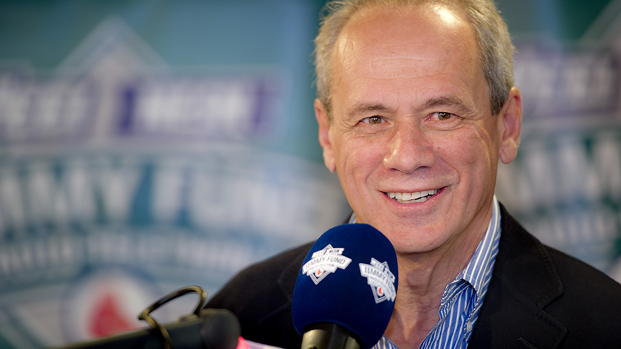 Lucchino named chairman of Jimmy Fund