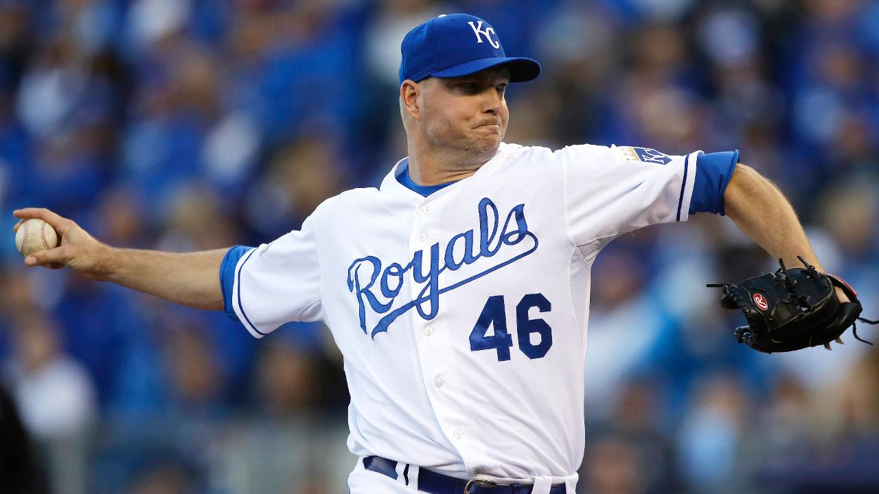 Weather may have led Yost to turn to Madson