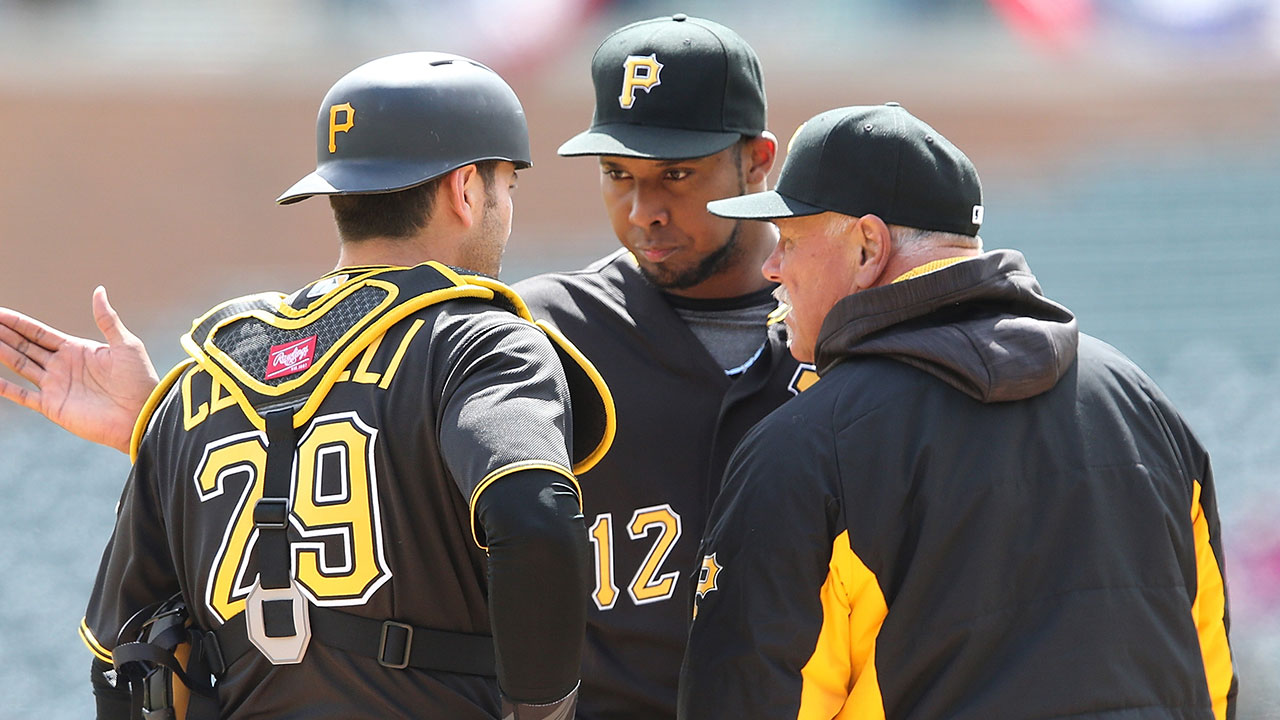Second start not as smooth for Nicasio