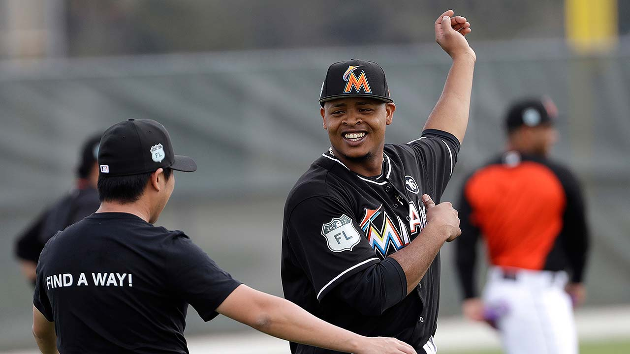 Mattingly talks up Volquez as potential OD starter