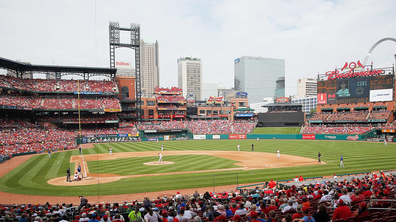 NL Central title would give Cardinals home-field