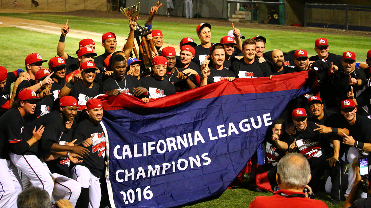 Mavericks go out in style with California League championship