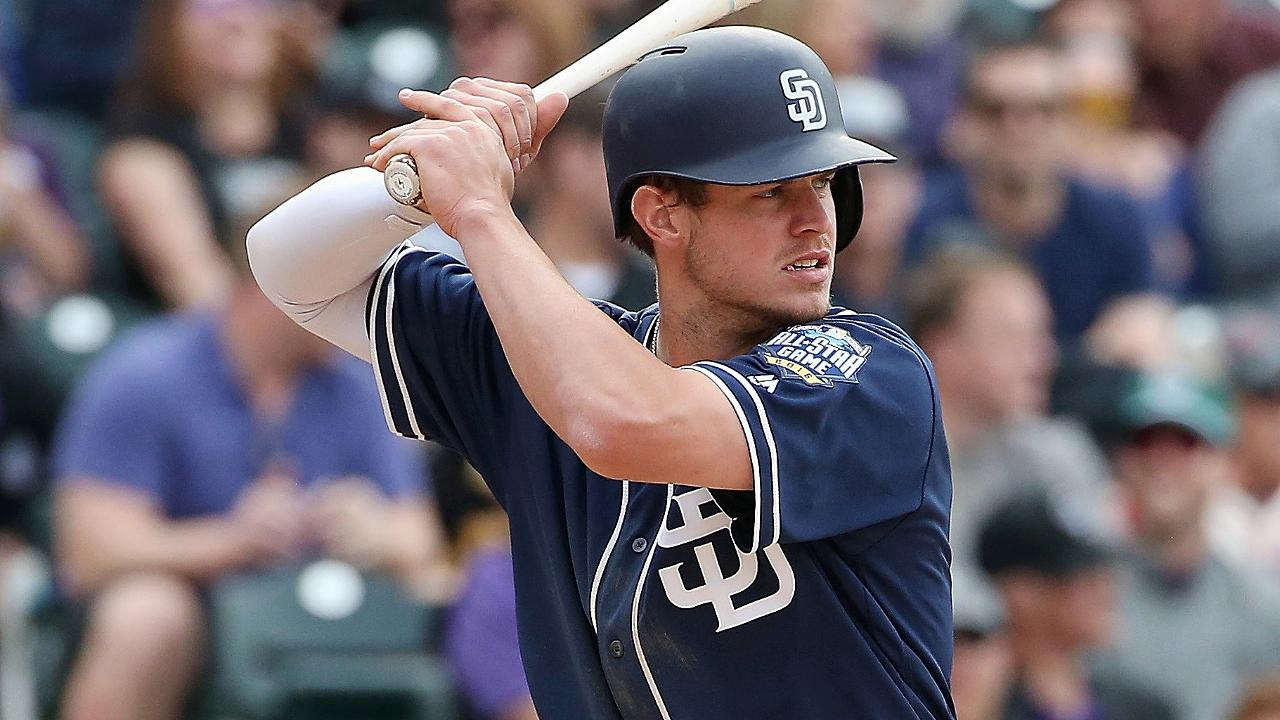 Image result for Wil Myers padres