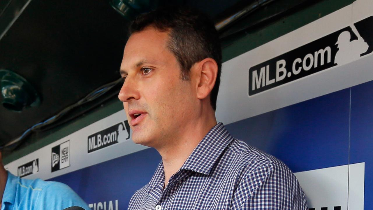 GM Levine says Twins active on waiver wire
