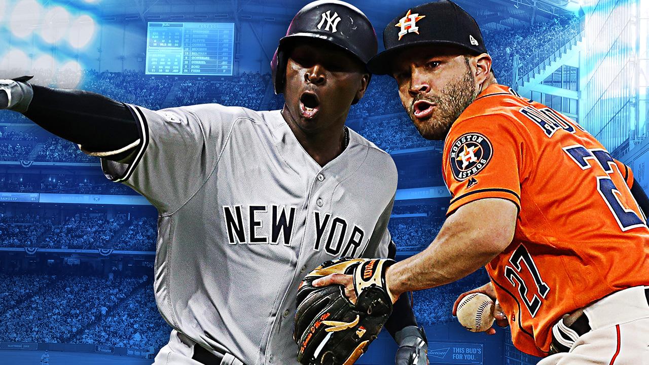 Yankees, Astros set ALCS Game 7 lineups