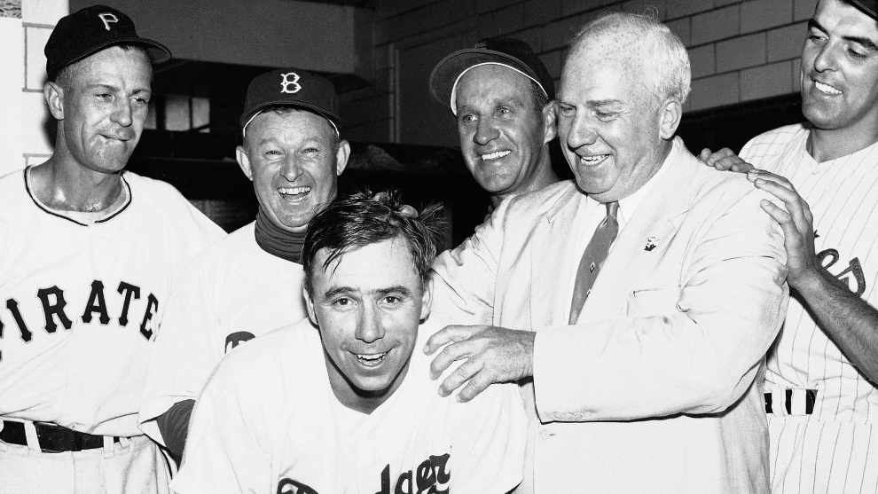 History: 1953 All-Star Game