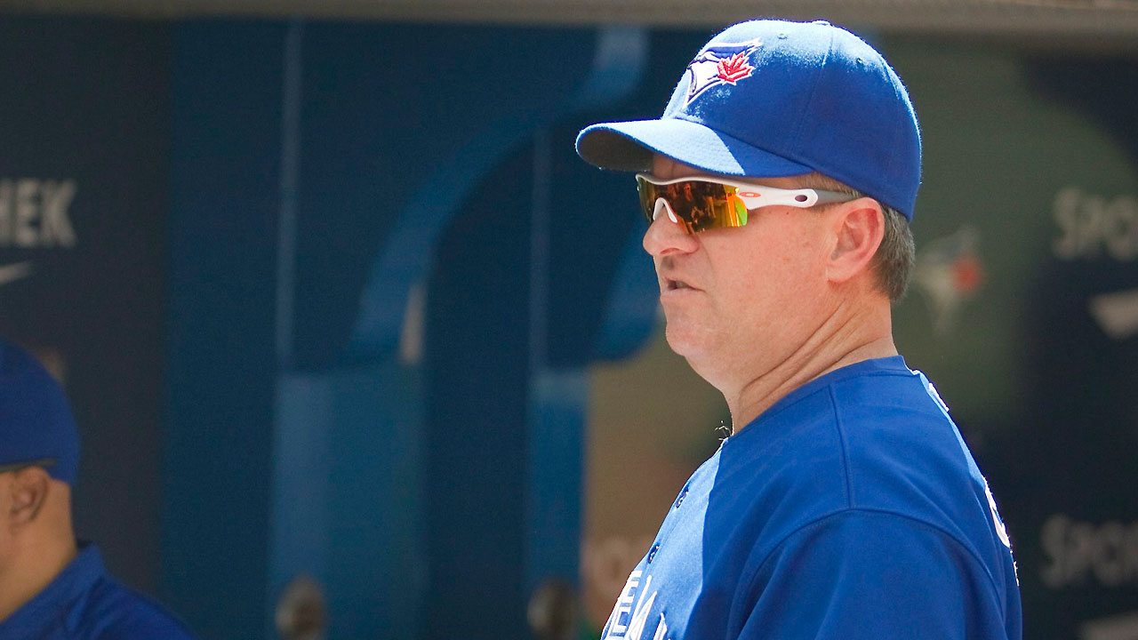 Hitting coach Seitzer departs Blue Jays staff