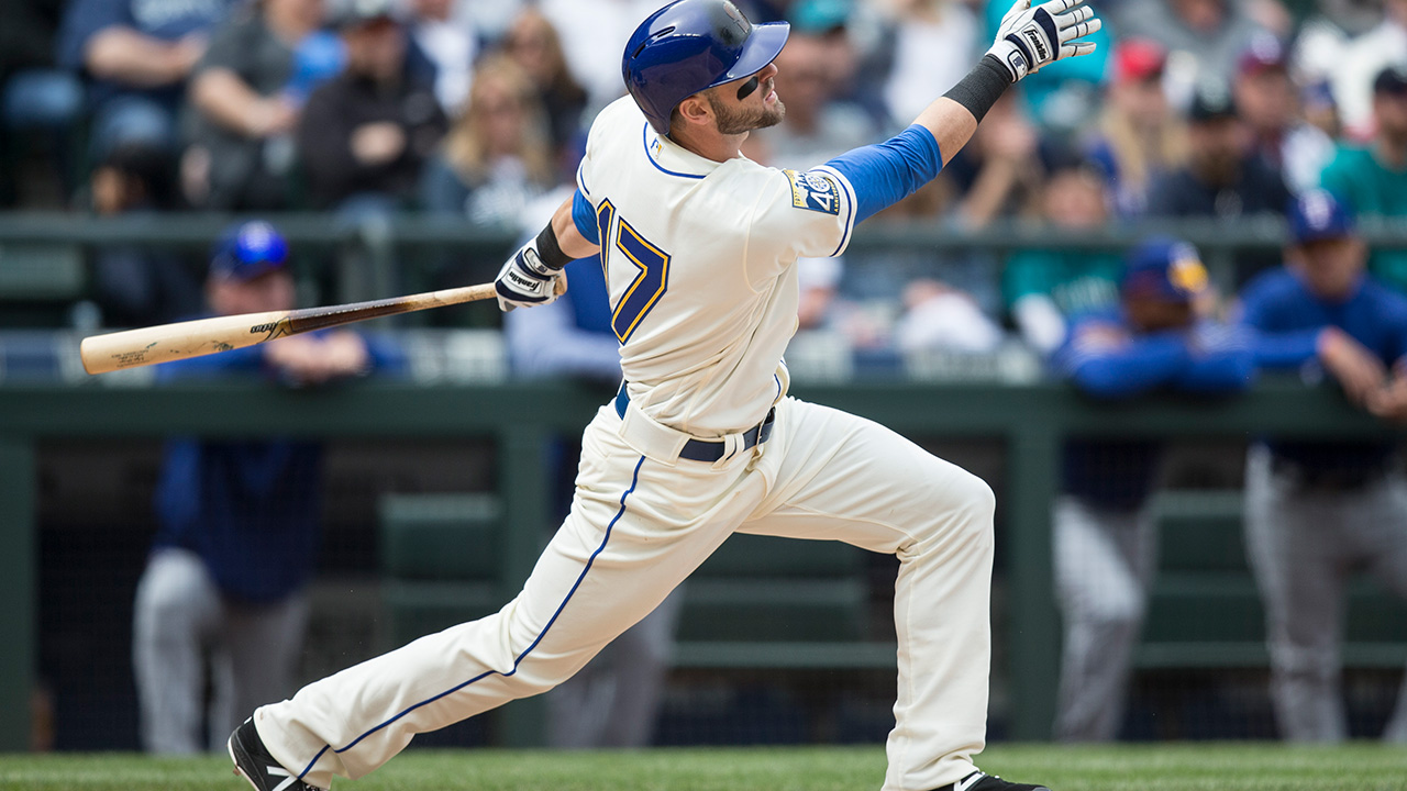 Mariners' Mitch Haniger does it all in win | MLB.com