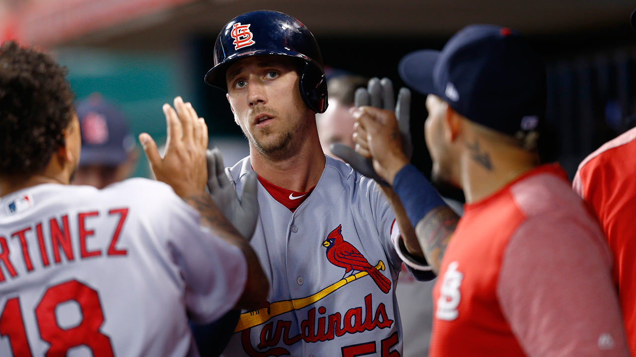 Piscotty homers, but Cards fall to Reds