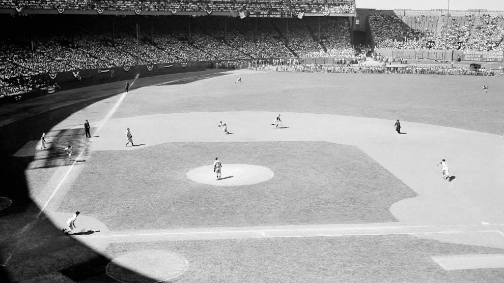 History: 1954 All-Star Game