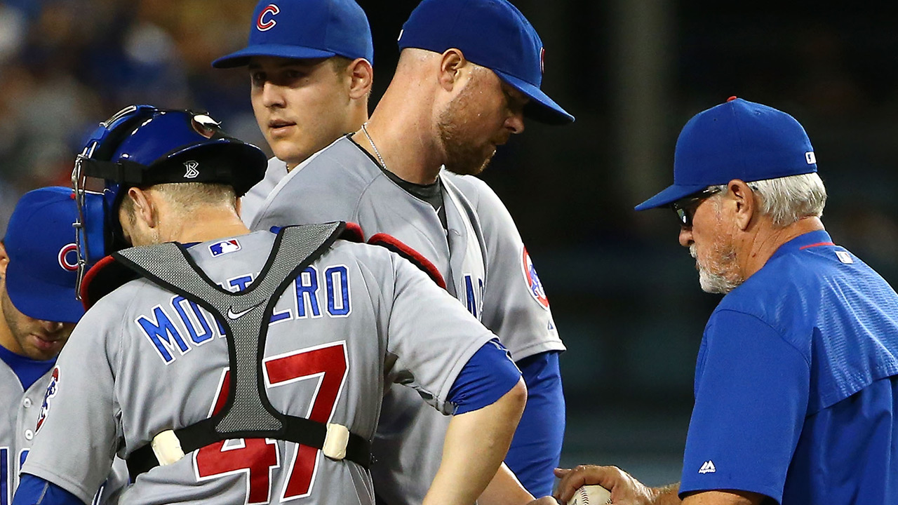 Maddon: Ross' return will be good for Lester