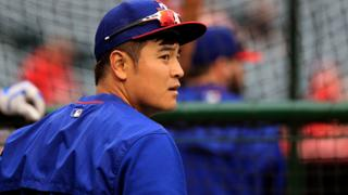 Rangers place Choo on disabled list