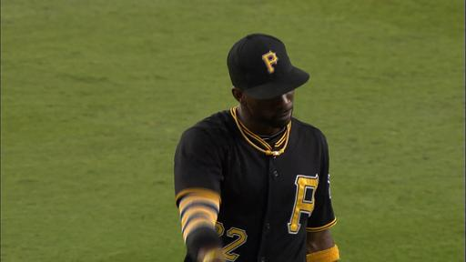 Andrew McCutchen acknowledges fans