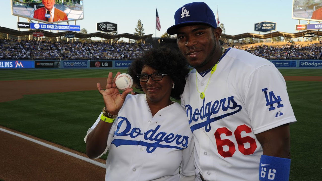Puig's poker fundraiser inspired by his mother