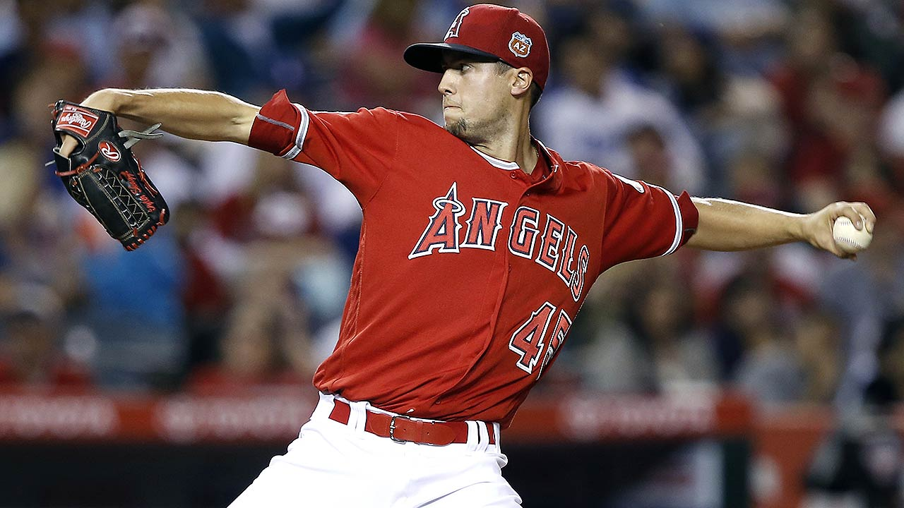 Skaggs scratched from Minors start