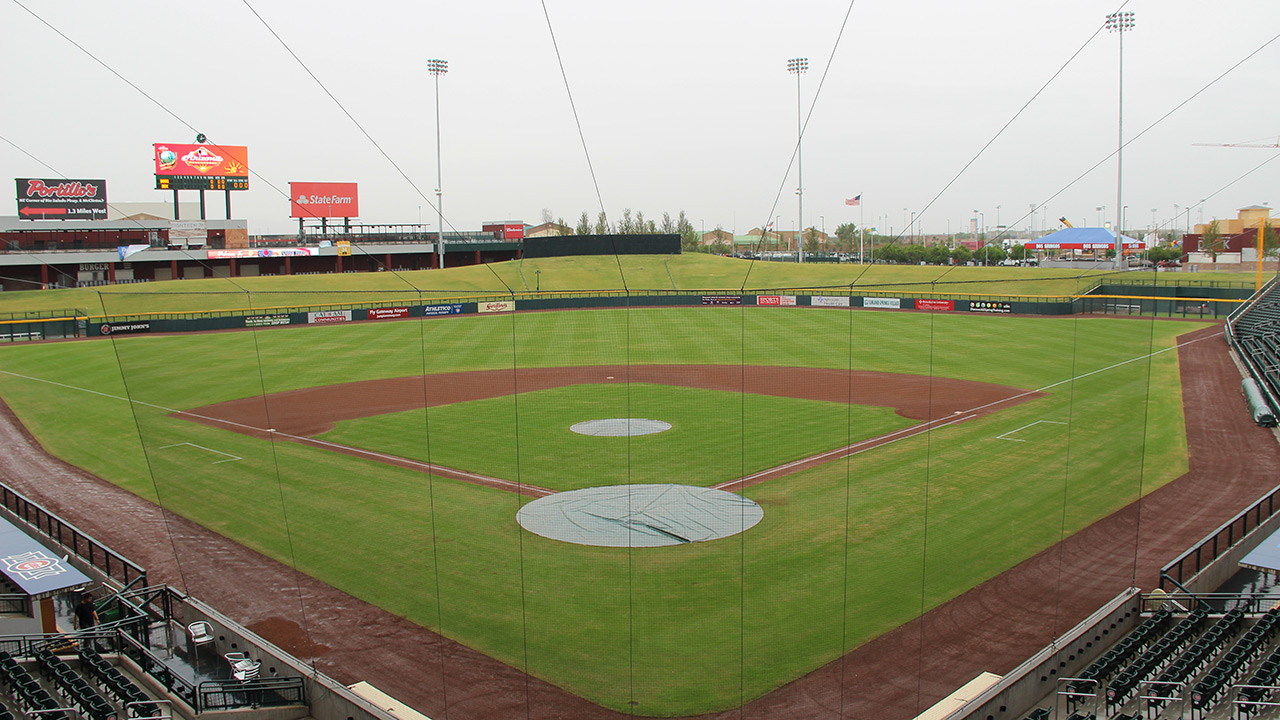 Mesa, Glendale rainout is first in AFL since 2011