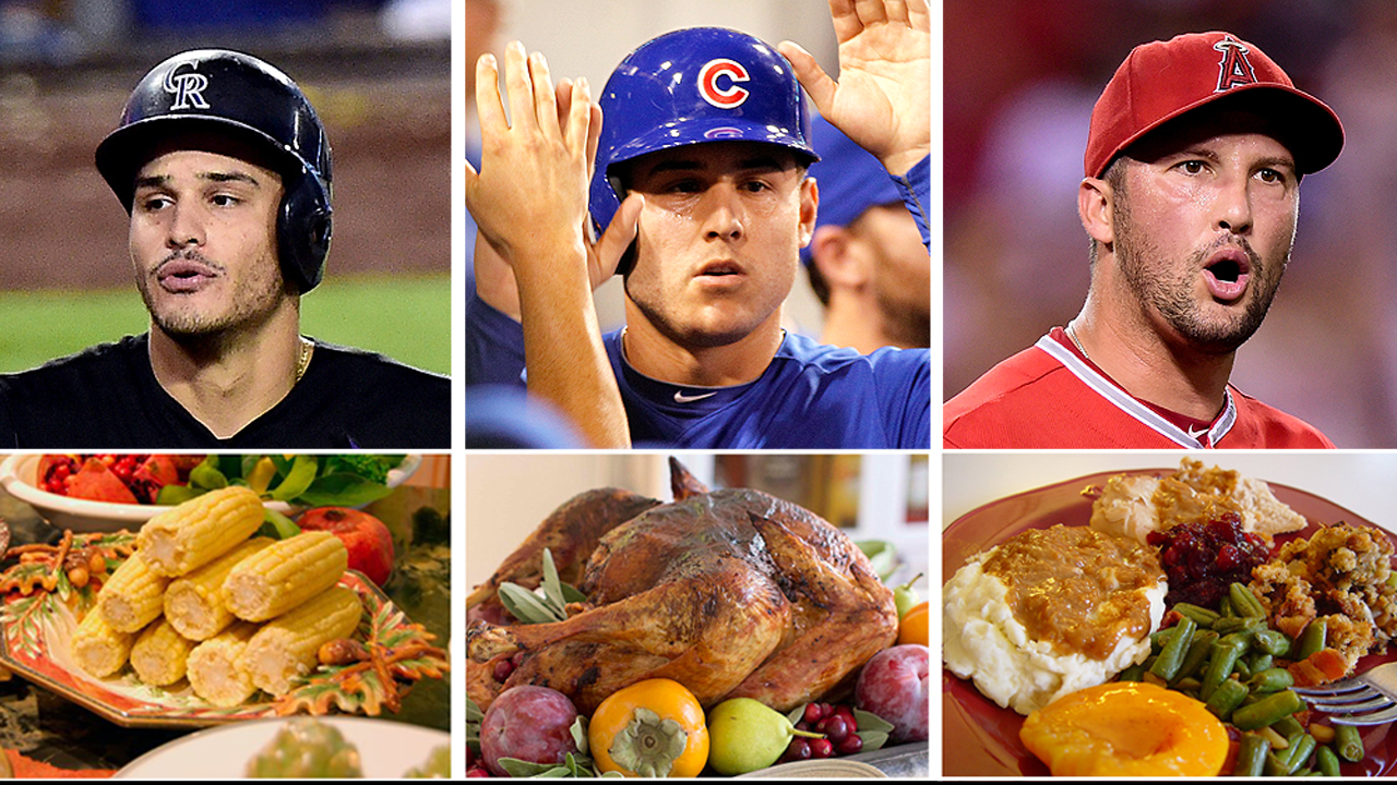At the plate: Rizzo's yams and much more