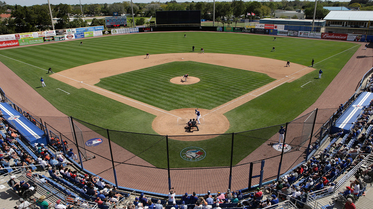 Blue Jays announce Spring Training schedule