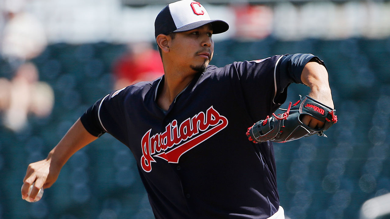 Carrasco's strong start leads Indians over Reds