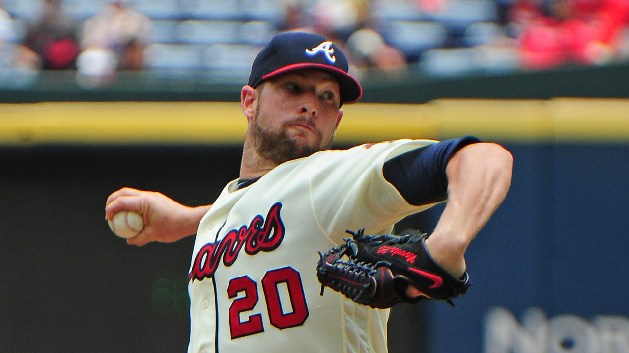 Dodgers deal for Bud Norris from Braves | MLB.com