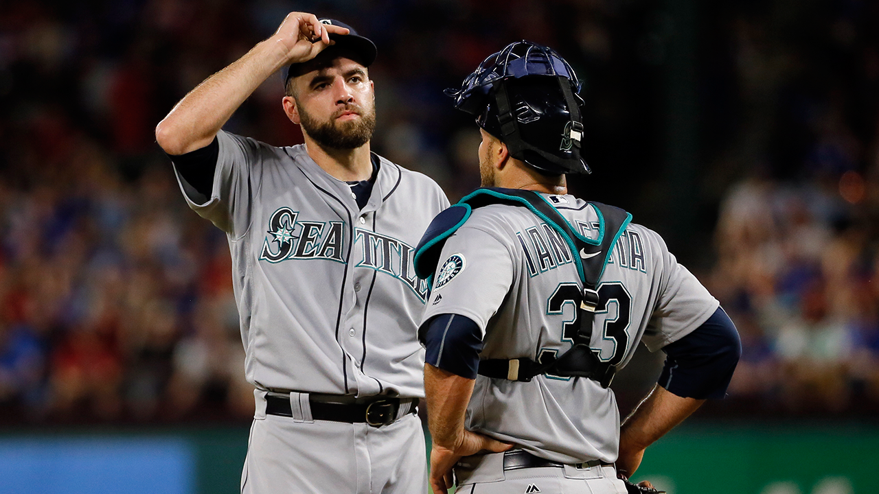Mariners again bit by first-inning woes