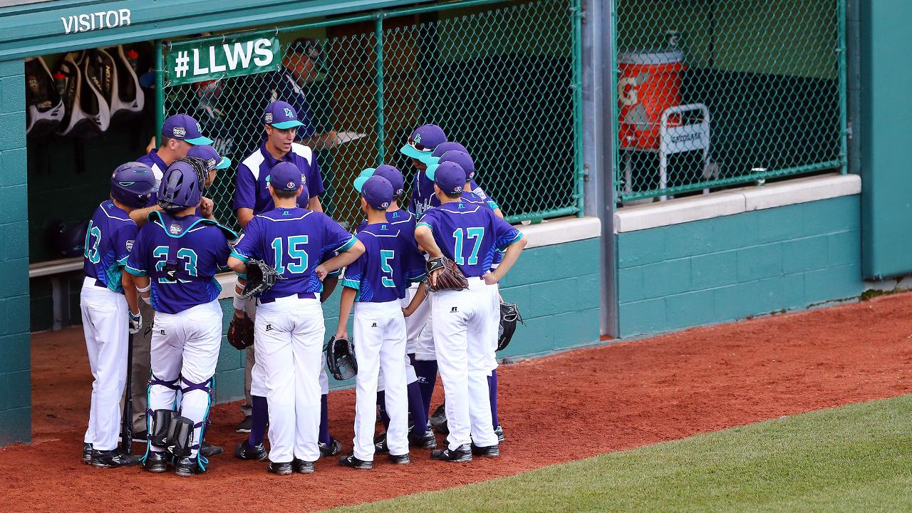 At LLWS, Italy is on top of the world