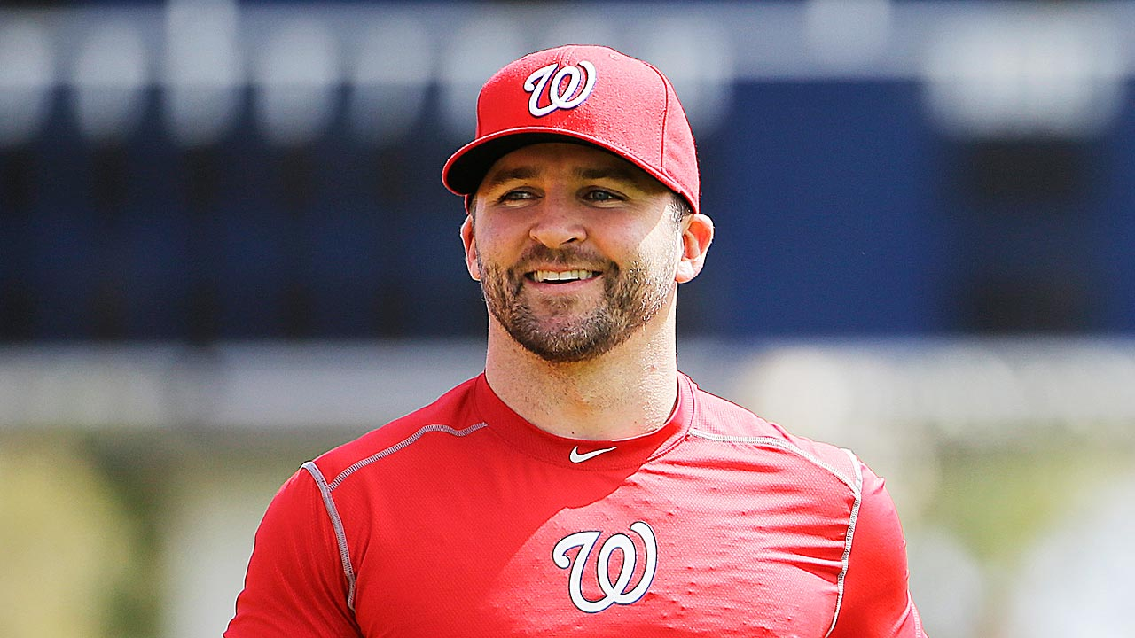 At Nationals camp, Dan Uggla sees chance to resurrect ...