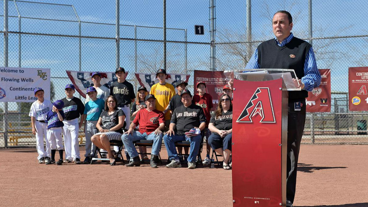 D-backs again praised for work environment