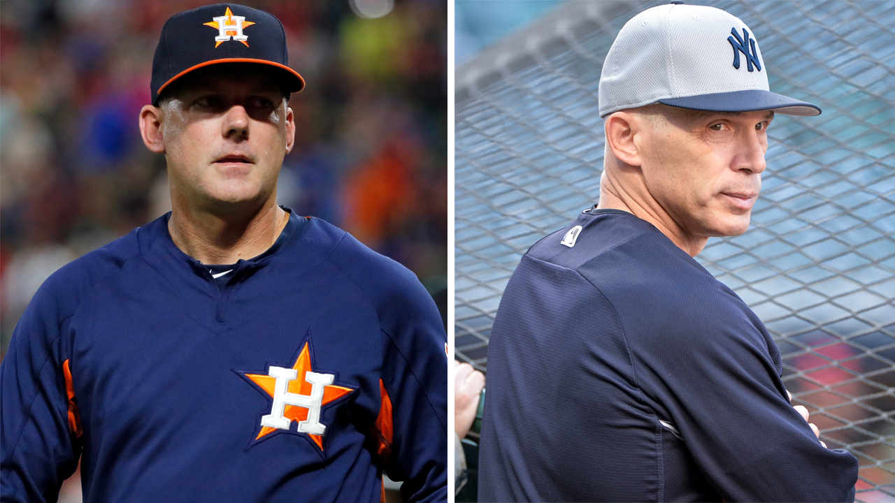 Astros have home field against Yankees in ALCS