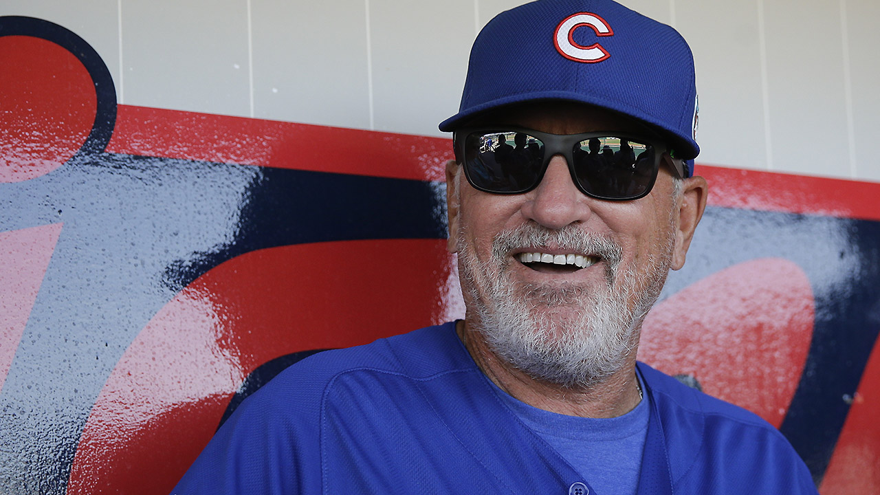 Maddon not getting caught up in early averages