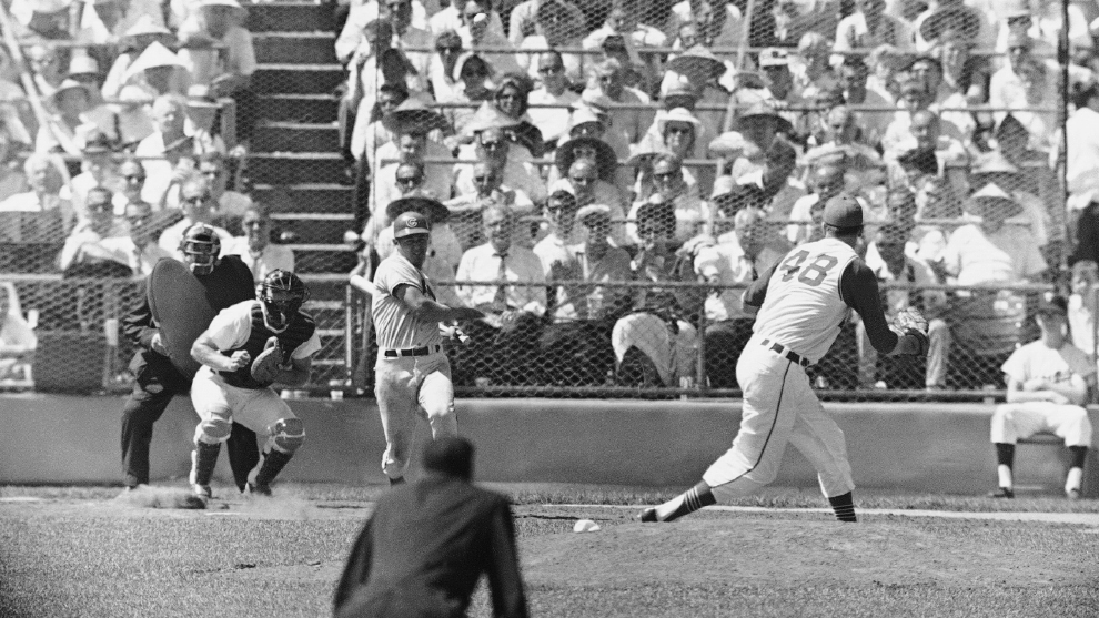 History: 1965 All-Star Game