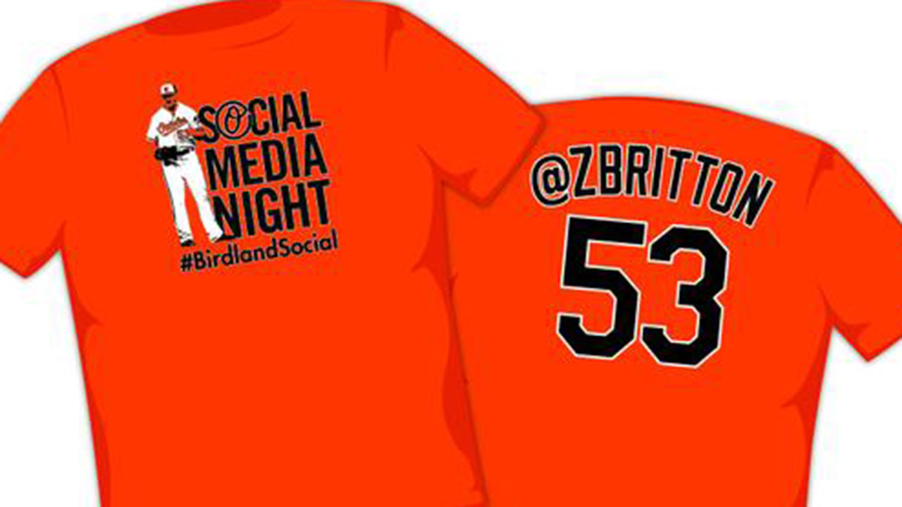 O's gearing up for eventful Social Media Night
