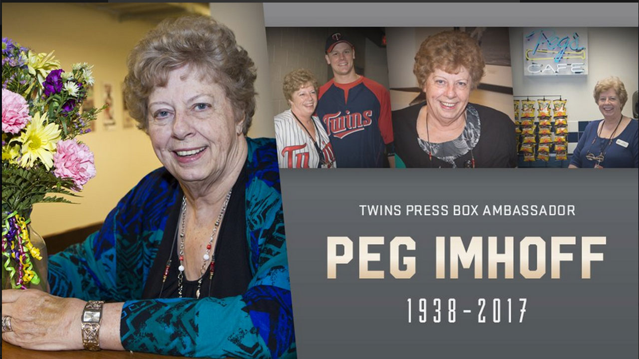 Twins mourn passing of beloved Imhoff