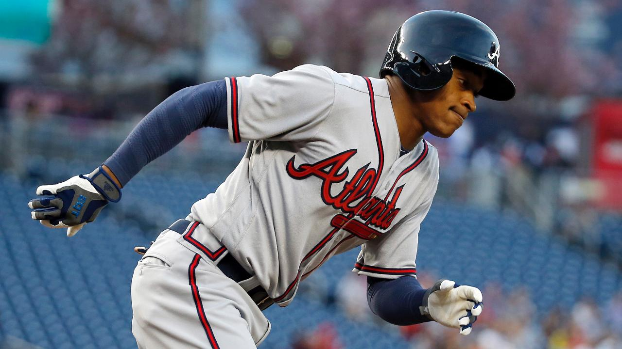 Braves' Smith excited to wear No. 42 for first time