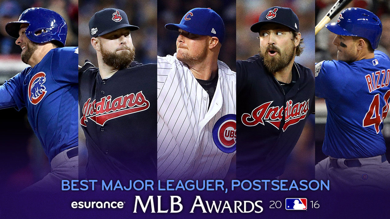 Vote for Best Major Leaguer, Postseason