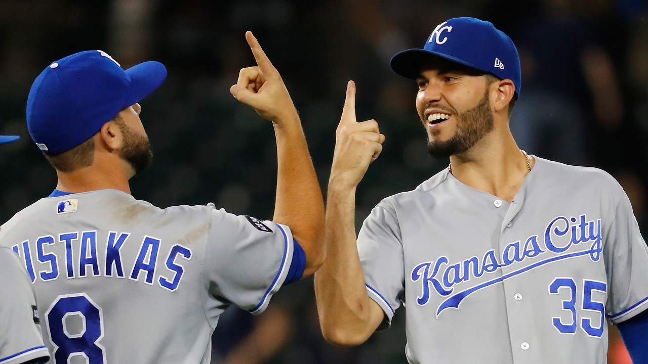 Royals defeat Tigers for seventh straight win