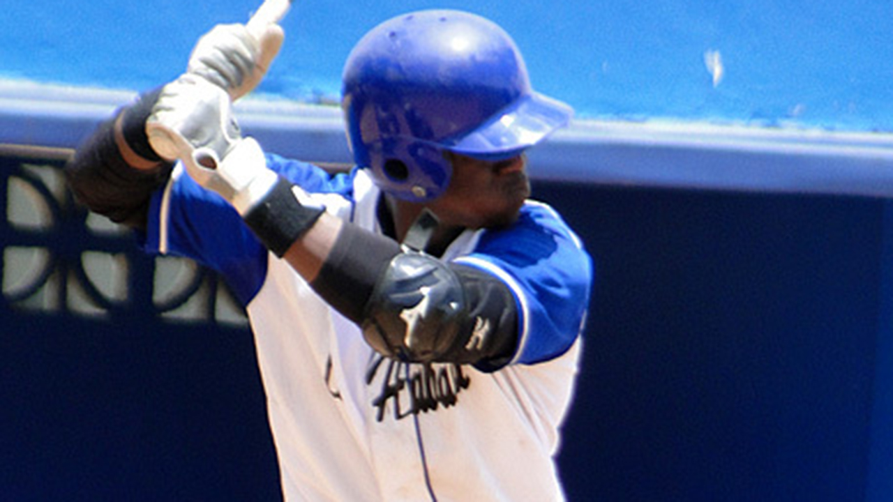 Cuban phenom 'Lazarito' creating a buzz