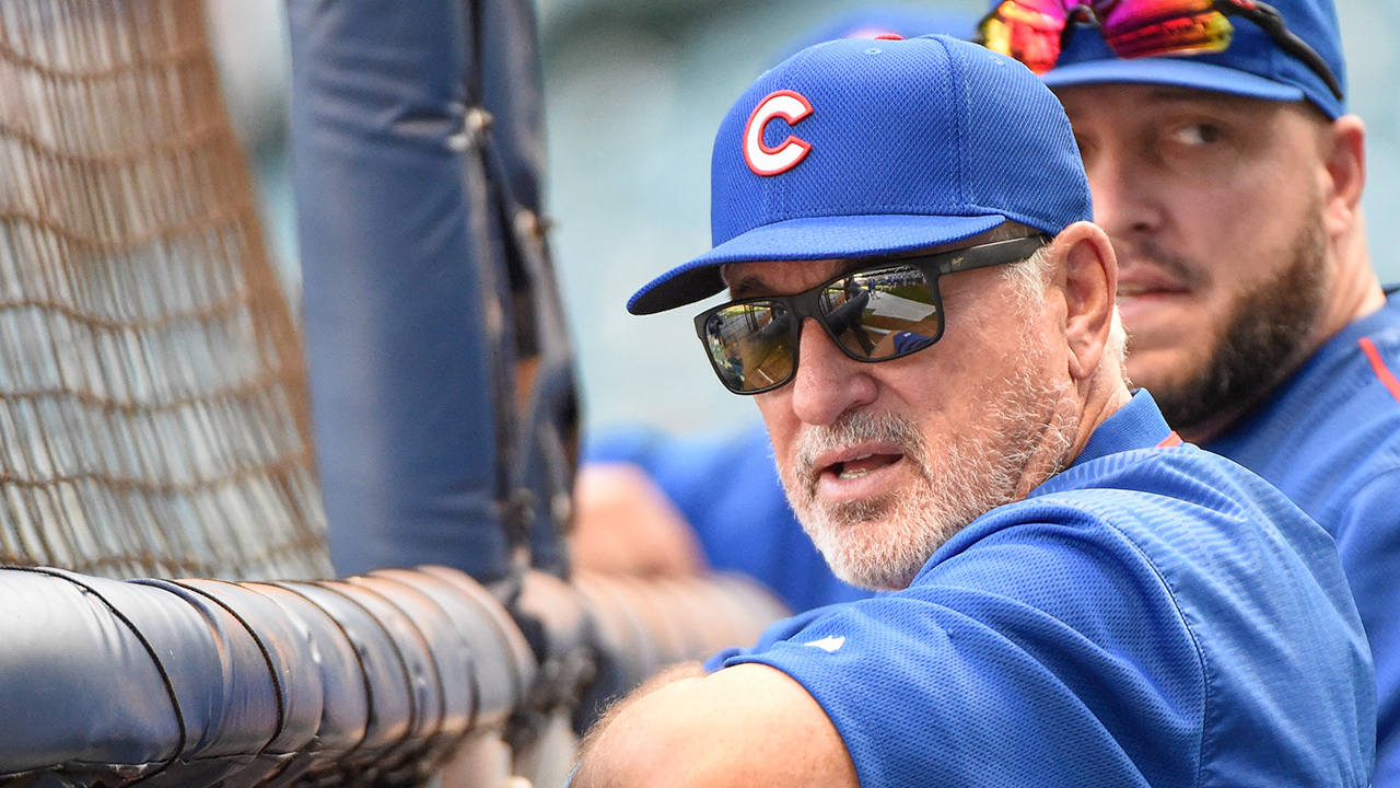 With big lead, Maddon emphasizes extra rest