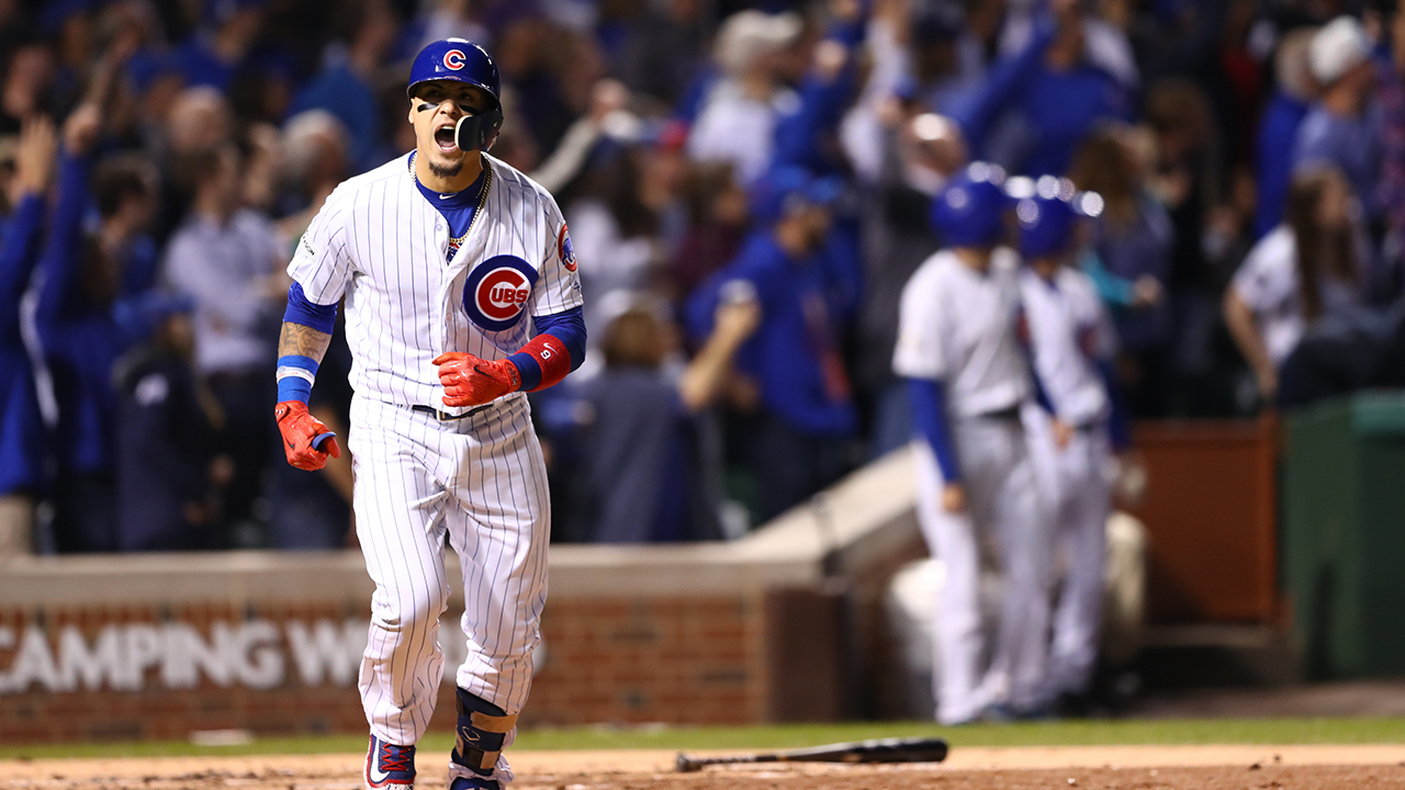 Cubs hold off Dodgers in Game 4 of NLCS