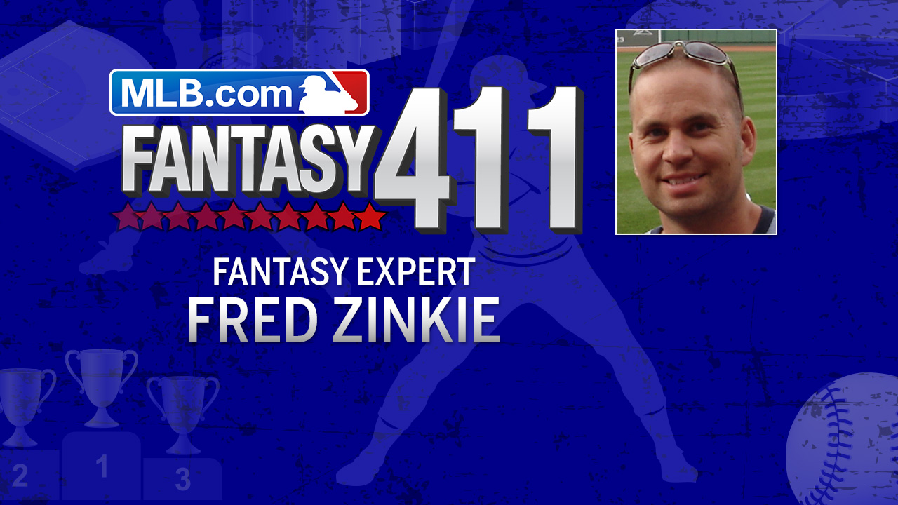 Best of Fantasy411 Twitter chat with Fred Zinkie