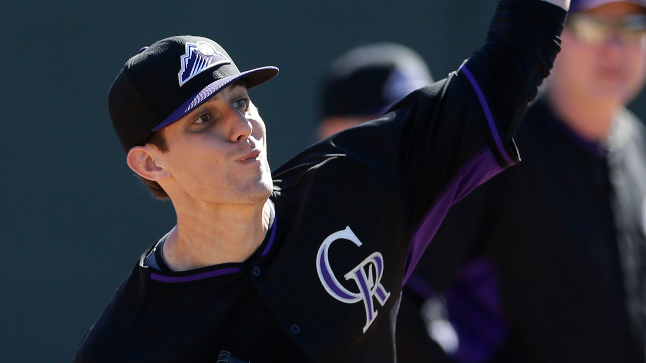 Rockies' Friedrich finds success in simplicity