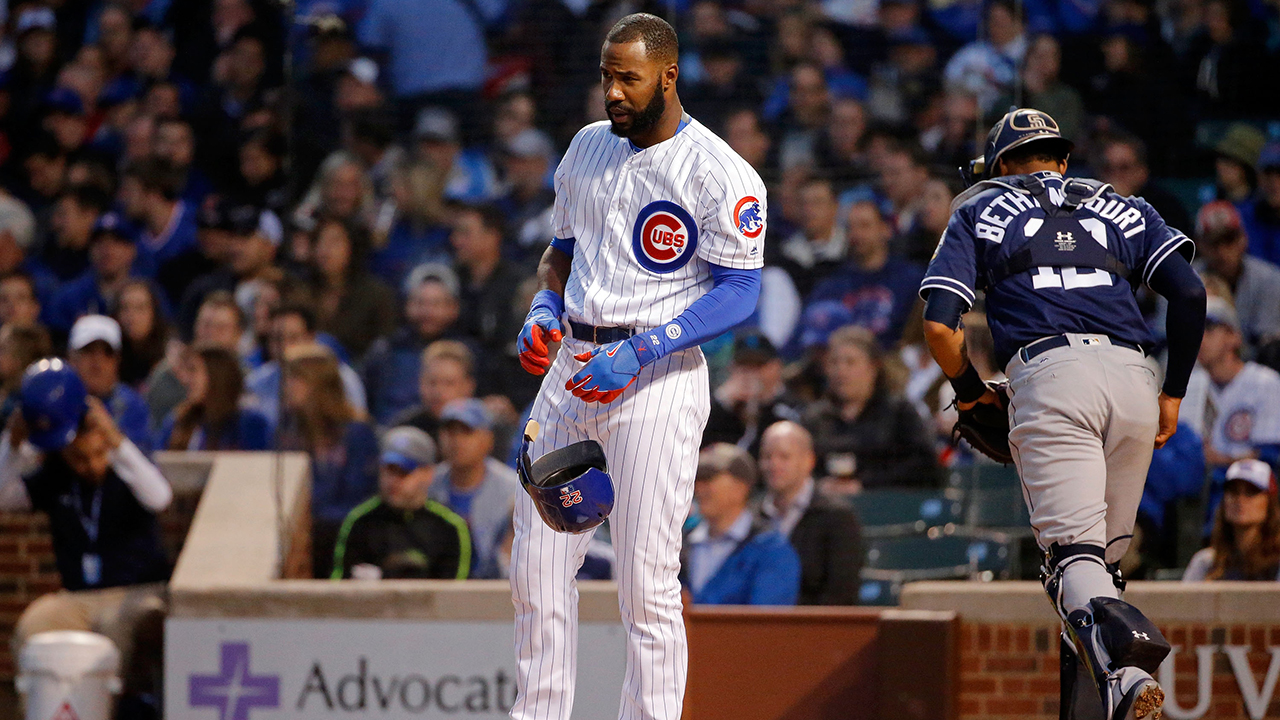 Slow start nothing new for Cubs' Heyward