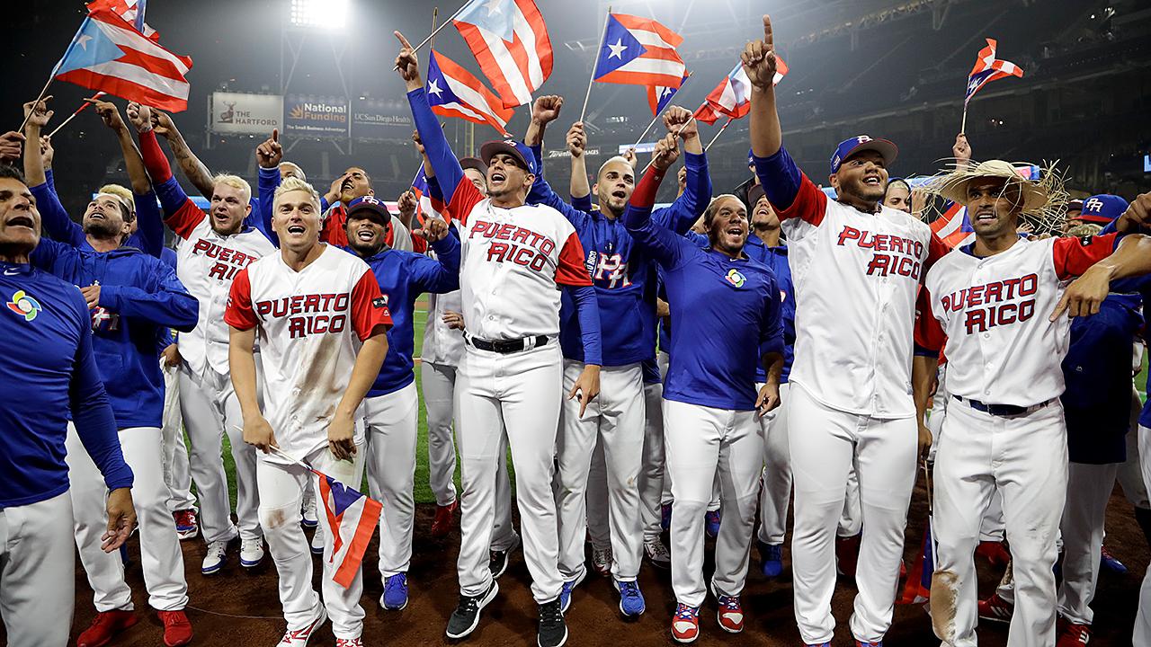 Puerto Rico reaches WBC '17 semifinals | MLB.com