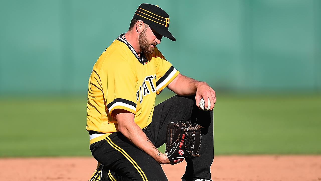 Pirates welcome off-day after rough stretch