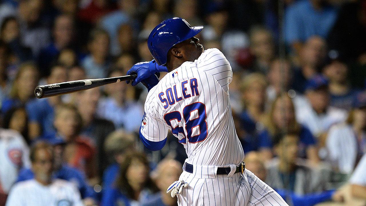 Second MRI on Soler's side shows no damage