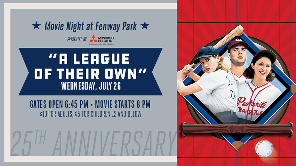 Movie Night at Fenway MLBcom