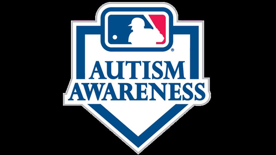 Autism Awareness Day Mlb