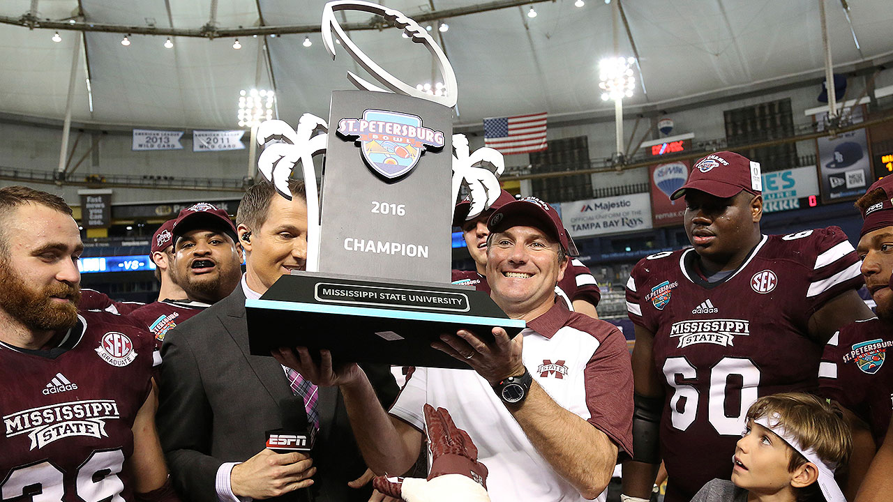 Mississippi State wins St. Pete Bowl vs. Miami at Trop