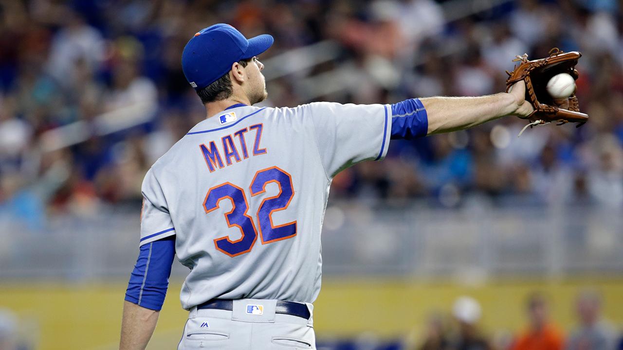 Matz to have bone spur surgery; season over