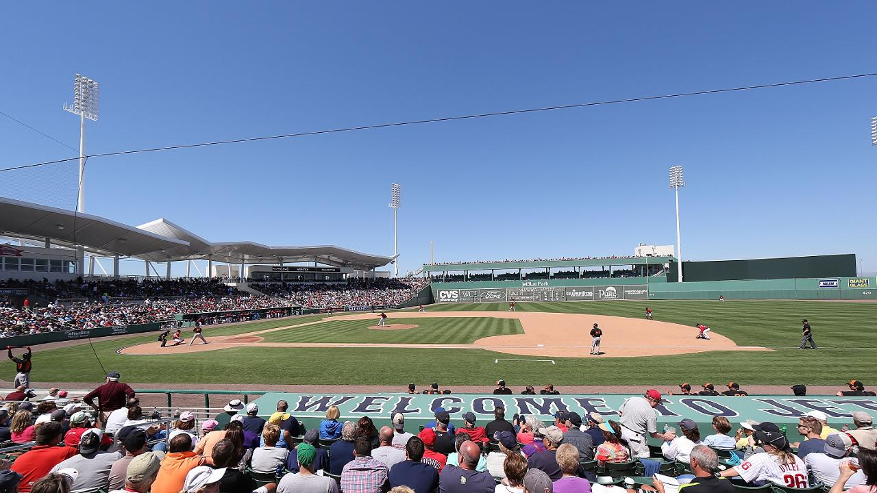 Grapefruit League welcomes fans of all ages